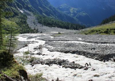 Flusslandschaft im Hemritz