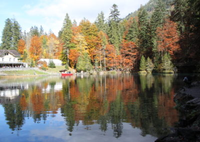 Herbst am Blausee